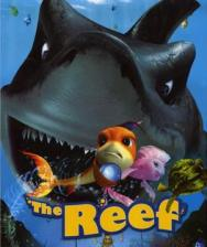 Poster showing The Reef