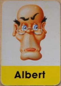 Guess Who Albert